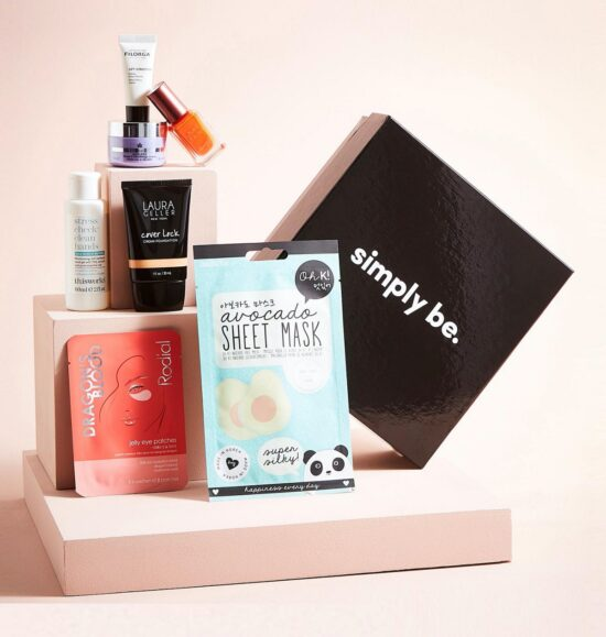 Simply Be Beauty Box March 2021