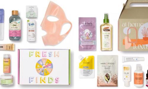 Target Beauty Boxes March 2021