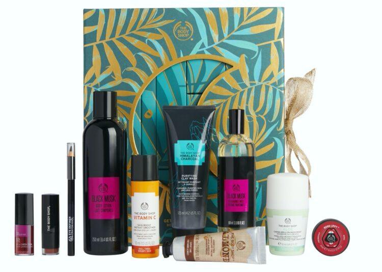 The Body Shop Eid Beauty Calendar Countdown 2021