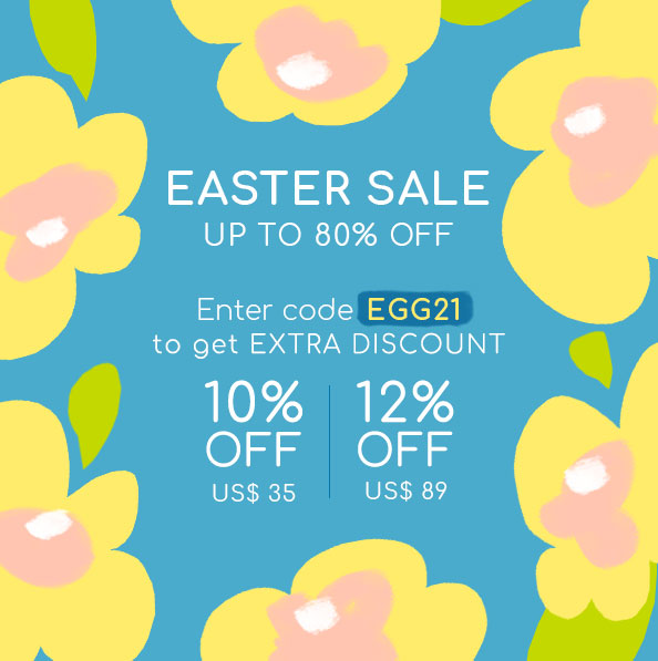 YesStyle Easter Sale