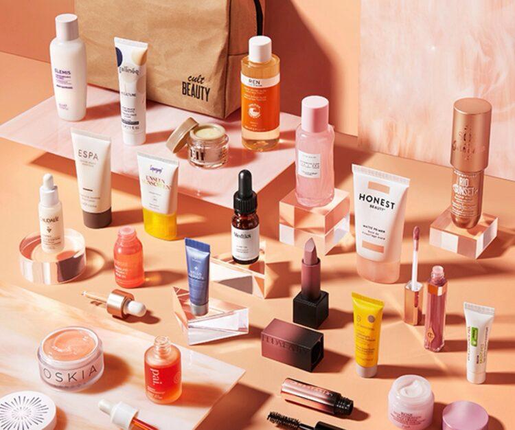 Cult Beauty Goody Bag 2021 April