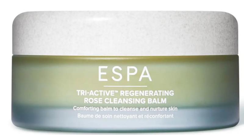 ESPA rose cleansing balm