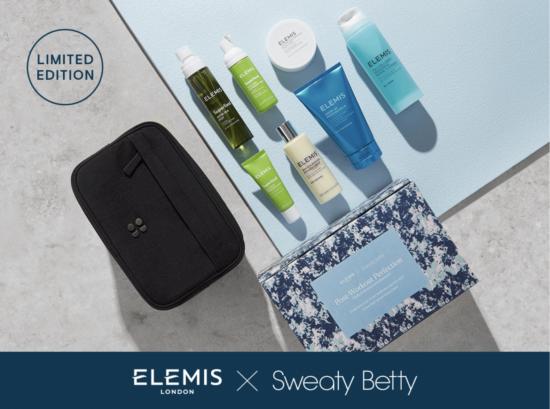 Elemis x Sweaty Betty Beauty Box