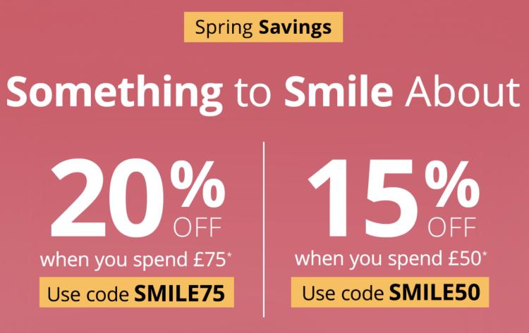 Feel Unique Discount Codes April 2021