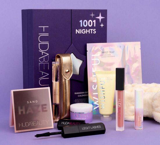 Huda Beauty '1001 Nights' Ramadan Gifting Calendar 2021