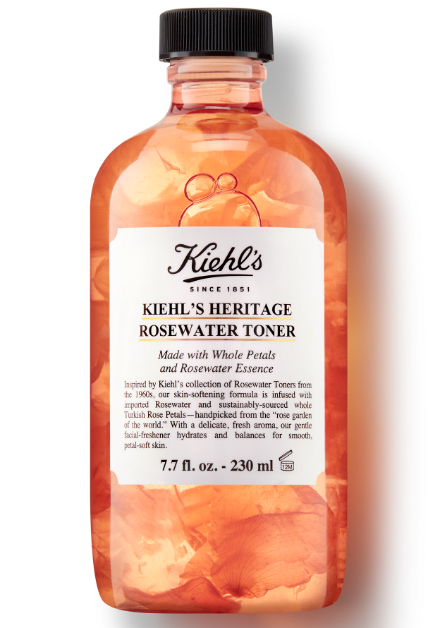 KIEHL'S HERITAGE ROSE WATER TONER