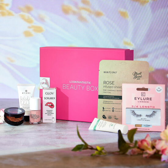 LookFantastic April Beauty Box 2021 – Worth £137!