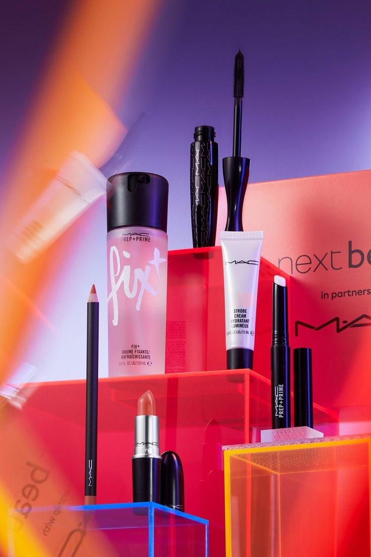 Next x MAC Icons Beauty Box 2021