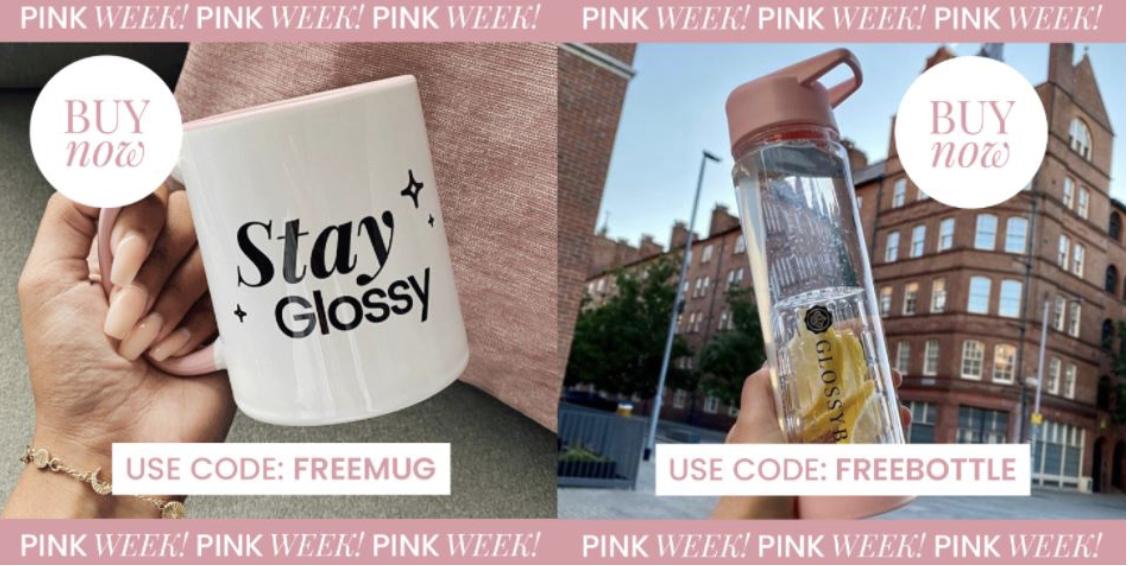 Pink Week Freebies
