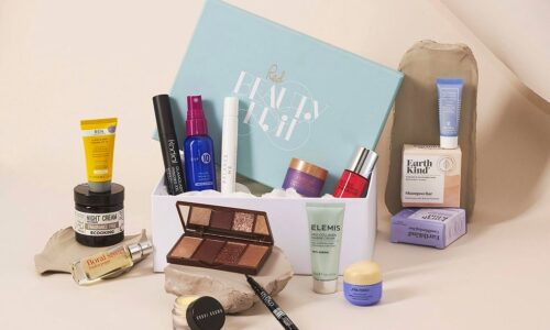 Red Beauty Box April 2021