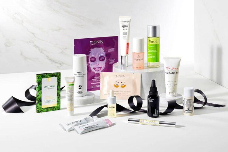 Tatler Beauty Box April 2021