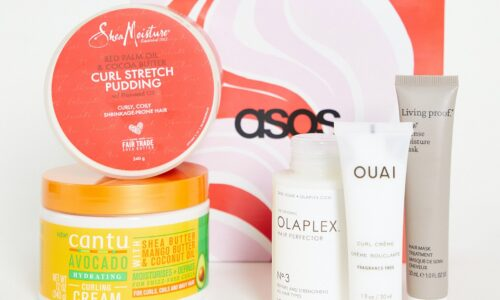 ASOS Textured Hair Must Haves