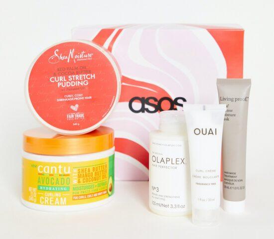ASOS May Beauty Boxes 2021 – Hair Repair & Hair Must-Haves