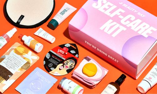 Beauty Bay Self Care Edit May 2021