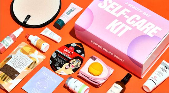 Beauty Bay Self Care Kit