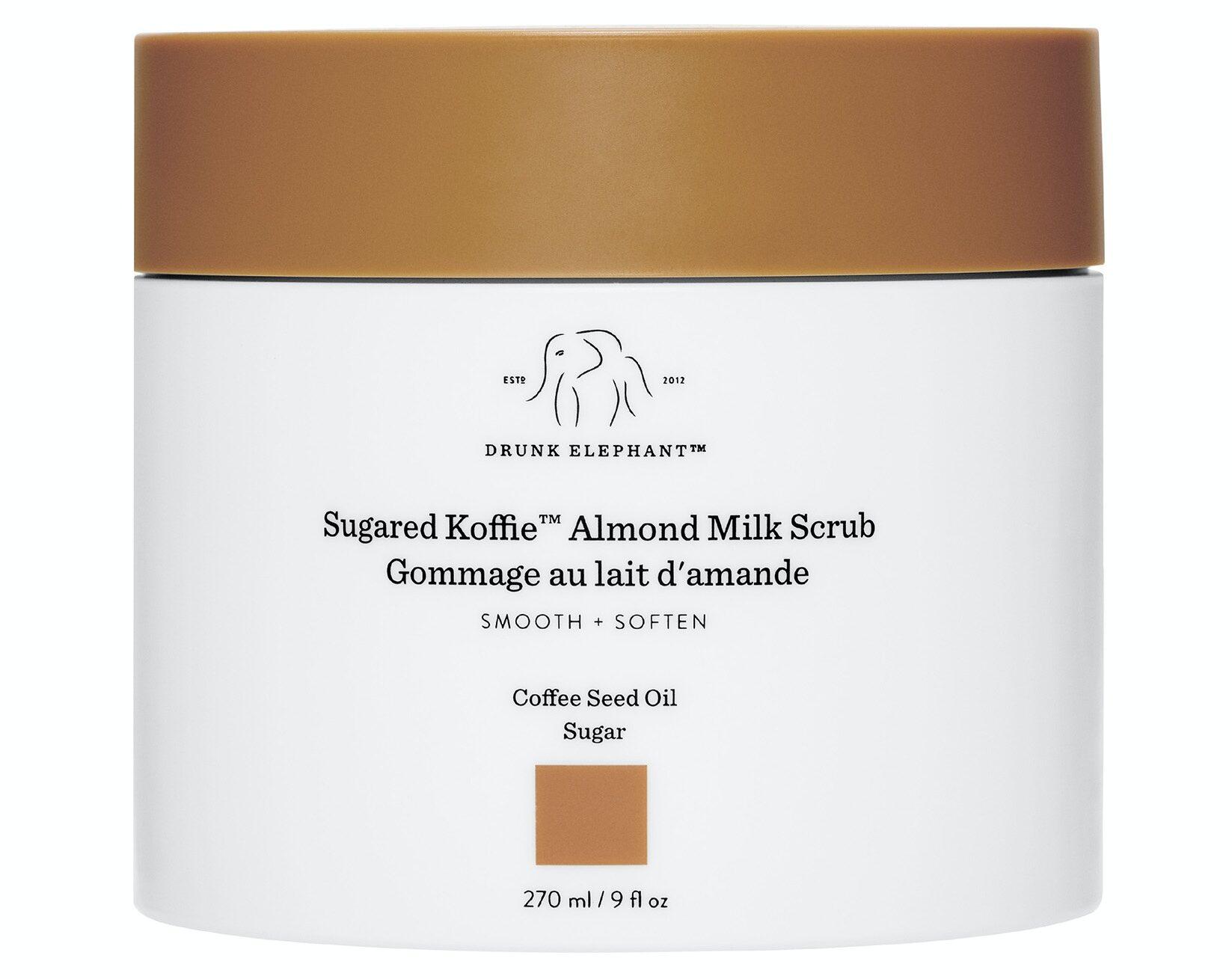 Drunk Elephant Body Scrub Milk Almond