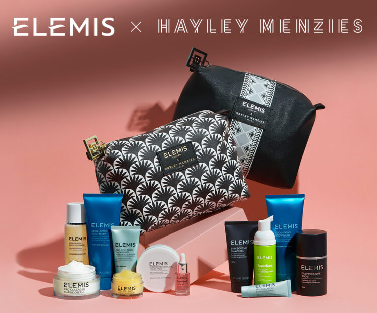 Elemis x Hayley Menzies