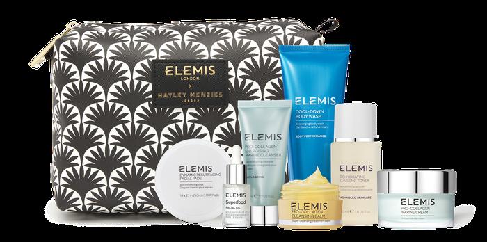 Elemis x Hayley Menzies Kit