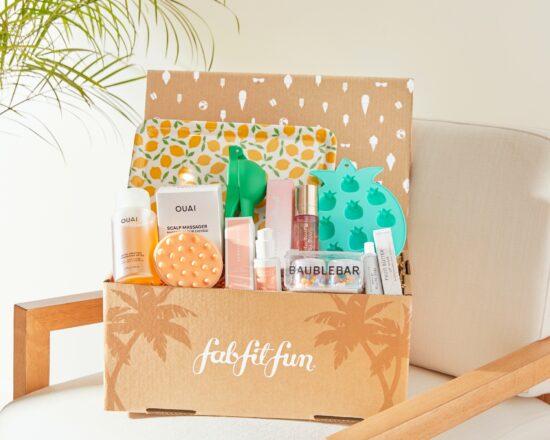 FabFitFun Summer Box 2021