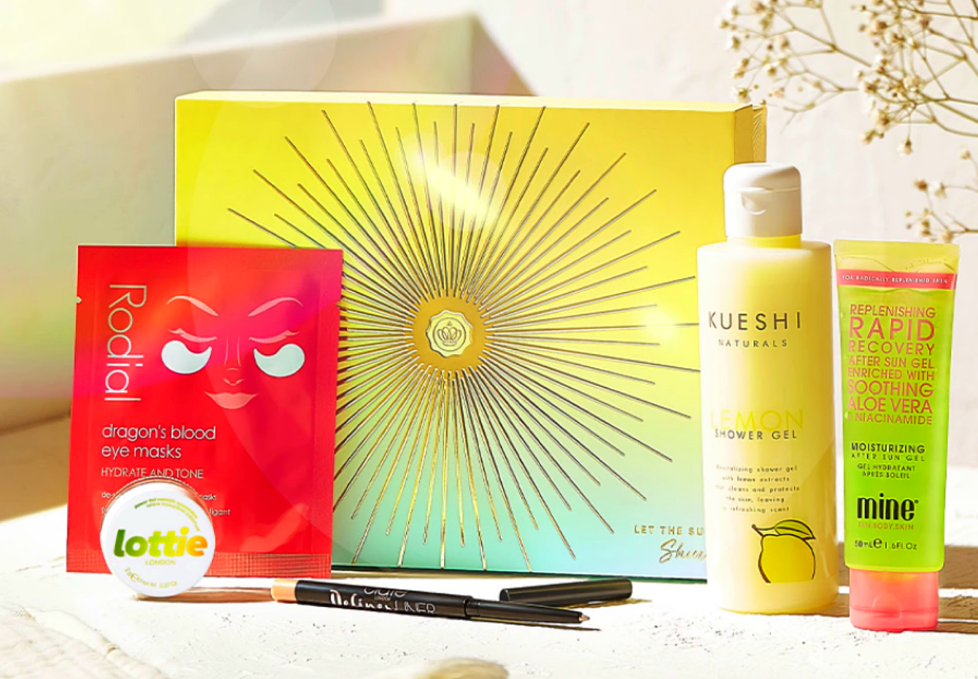 Glossybox May Contents 2021