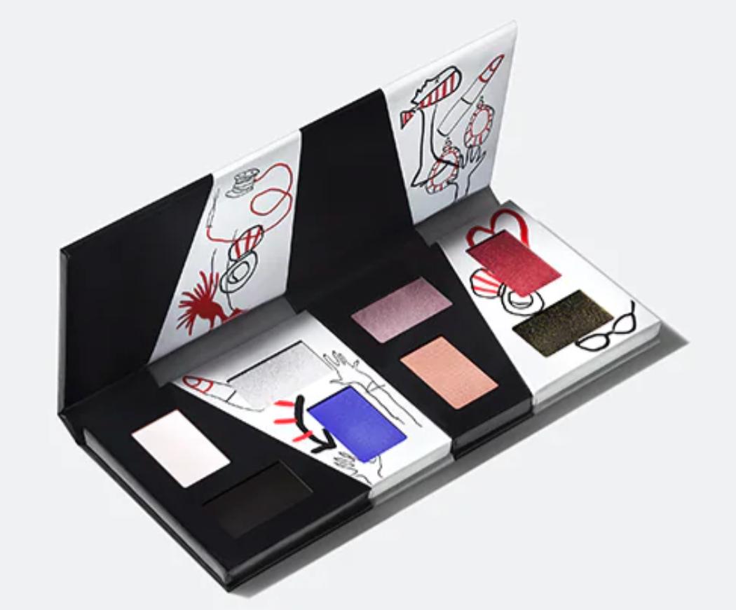 MAC Cruella eyeshadow palette
