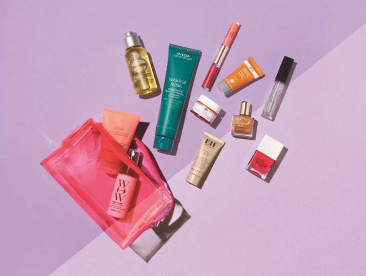 M&S Beauty Bag Summer May 2021