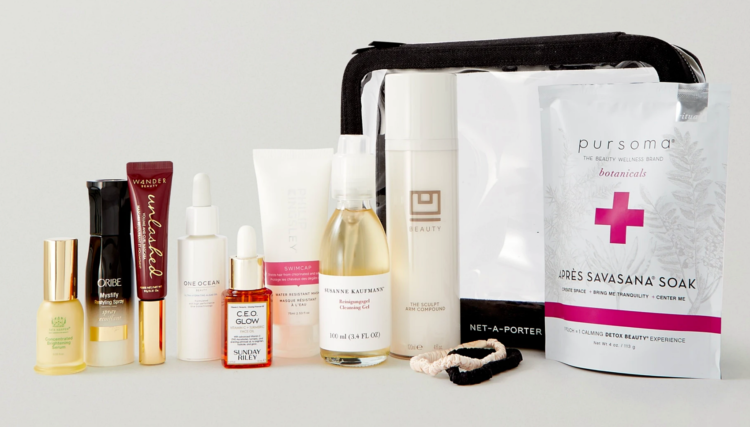 Net a Porter Summer Beauty Bag 2021