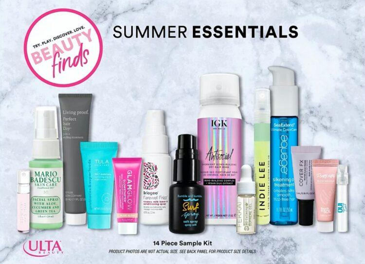Ulta Summer Essentials 2021