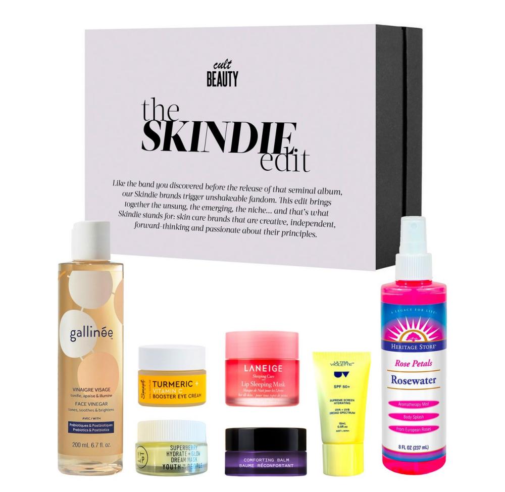 Cult Beauty Skindie Edit Box