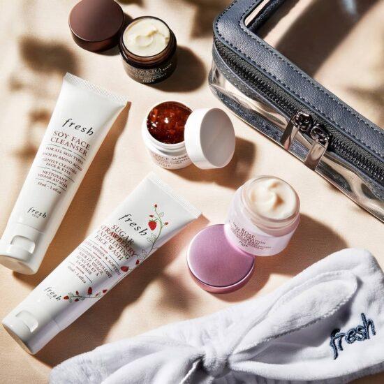 Best of Fresh x Cult Beauty Kit