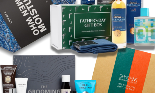 Father's Day Grooming Boxes 2021