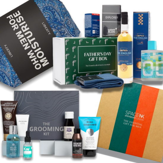 Best Grooming Boxes For Father's Day 2021