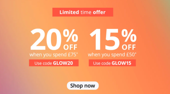Feel Unique Discount Codes June 2021 – Up To 20% Off