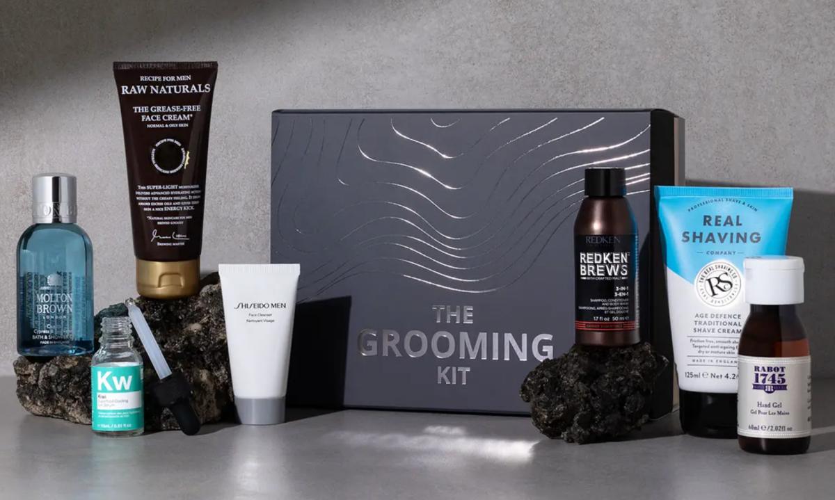Feel Unique Mens Grooming Box