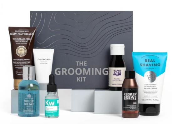 Feel Unique Men's Grooming Box