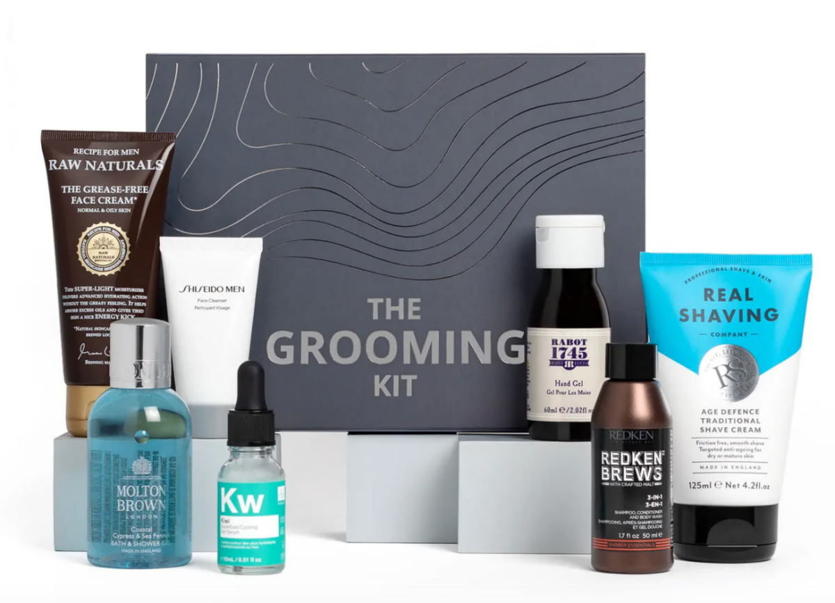 Feel Unique The Grooming Kit Box