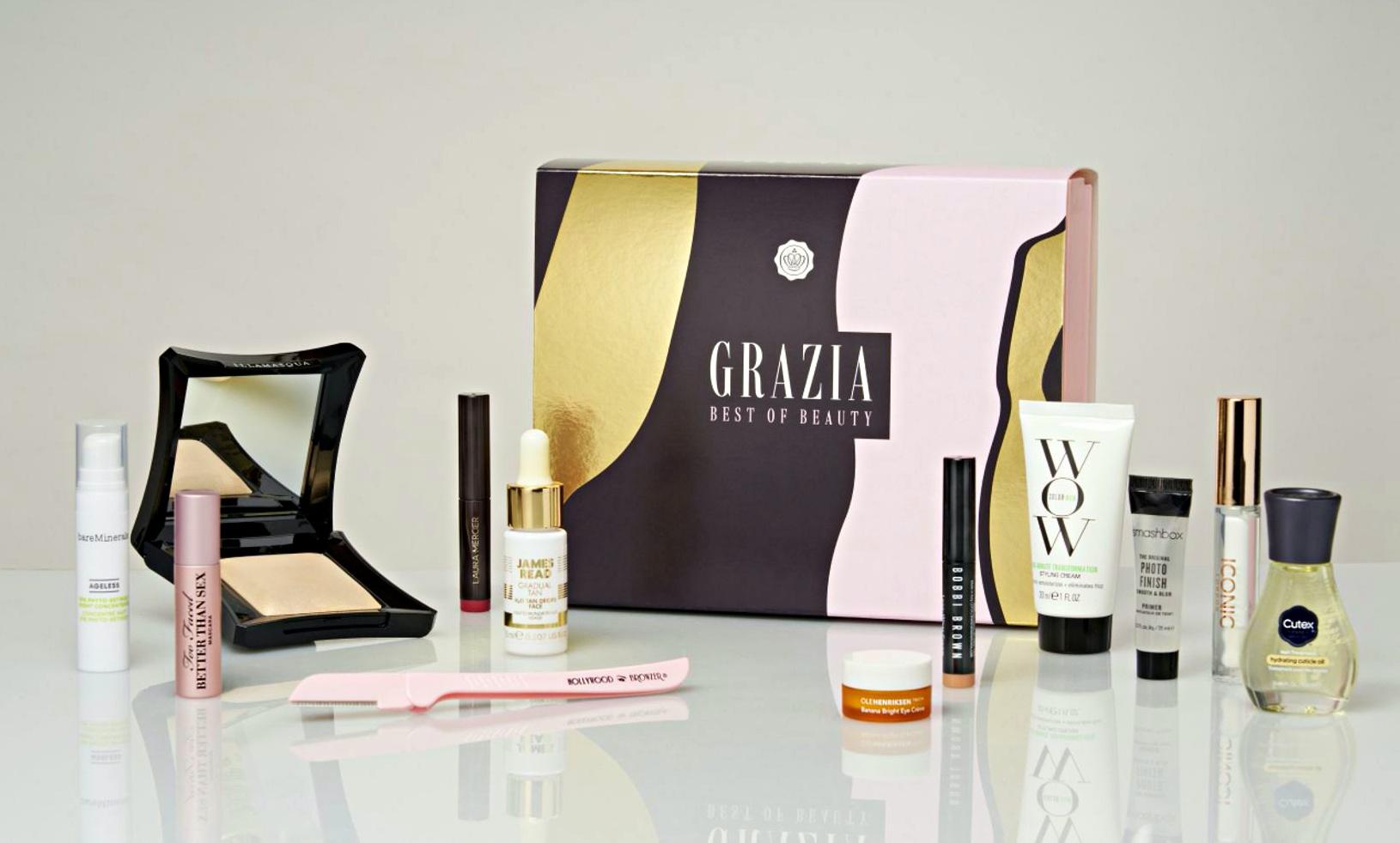 Grazia Best of Beauty Box 2021