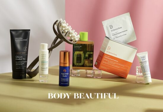 Harvey Nichols Summer Body Gift With Purchase