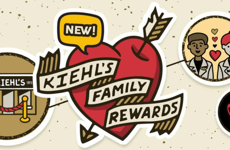 Kiehl's Family Rewards