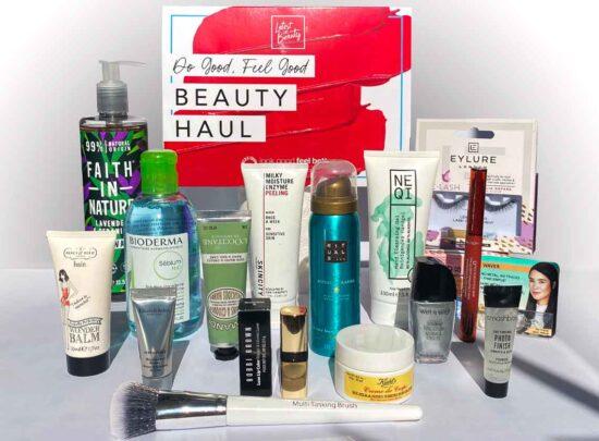 Latest In Beauty – Beauty Haul Edit