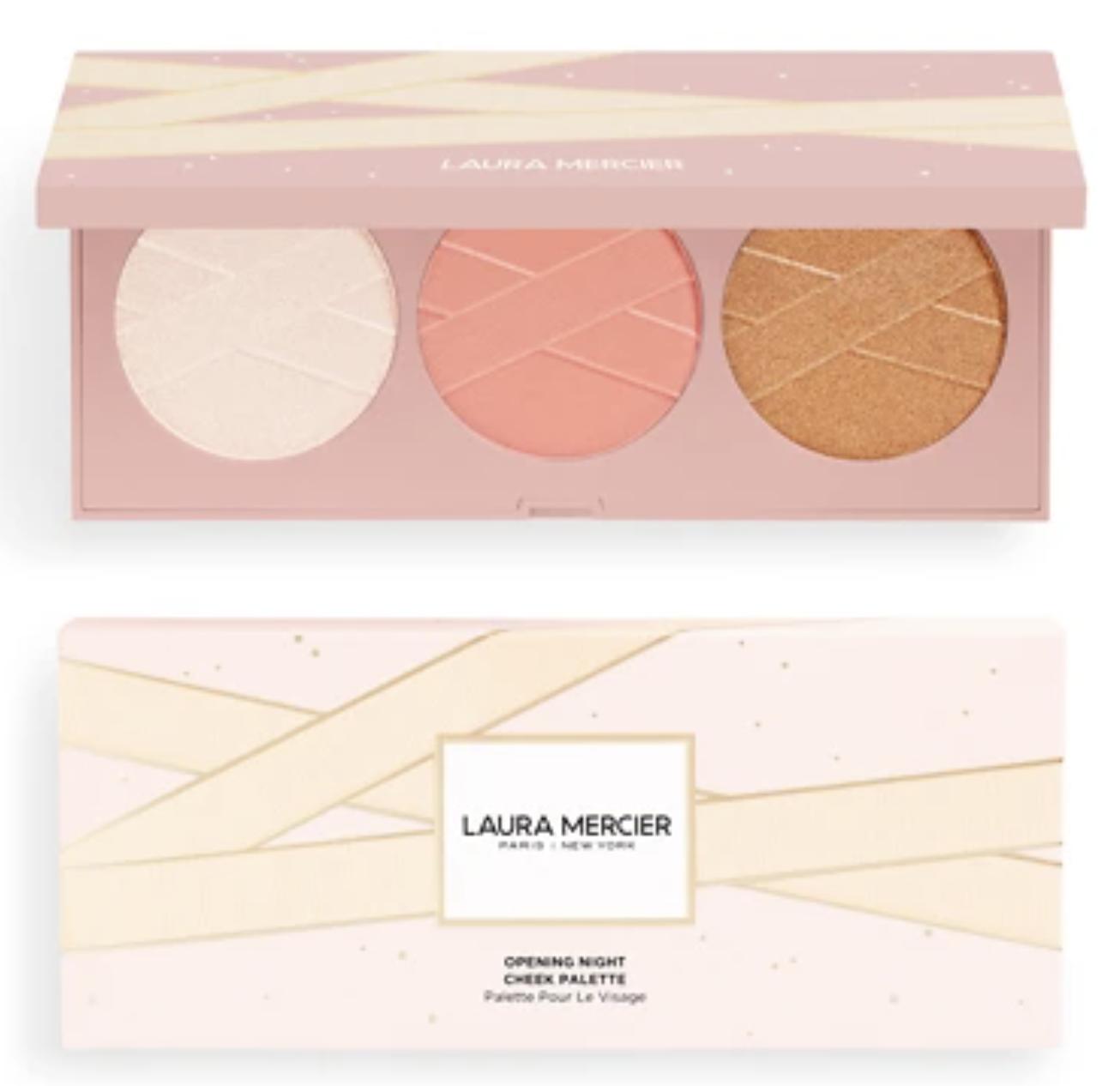 Laura Mercier blush and contour