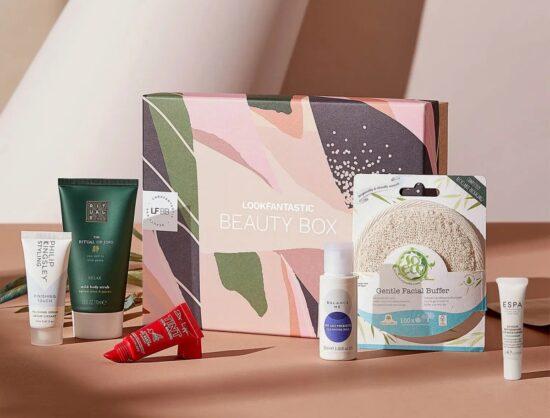 LookFantastic Beauty Box For £5!