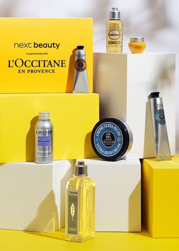 Next x L'Occitane Self-Care Essentials Beauty Box