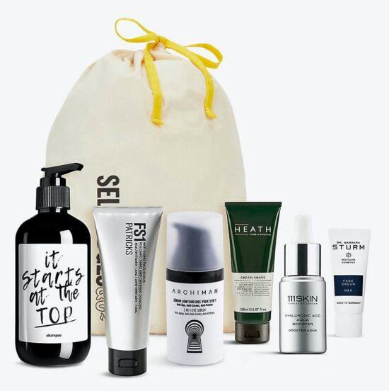 Selfridges Men's Grooming Essentials Bundle