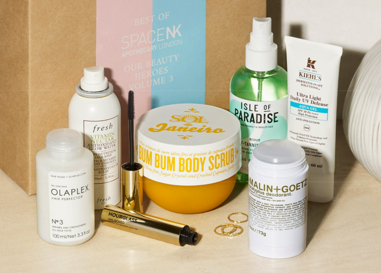 Space NK Best of Vol 3 Box