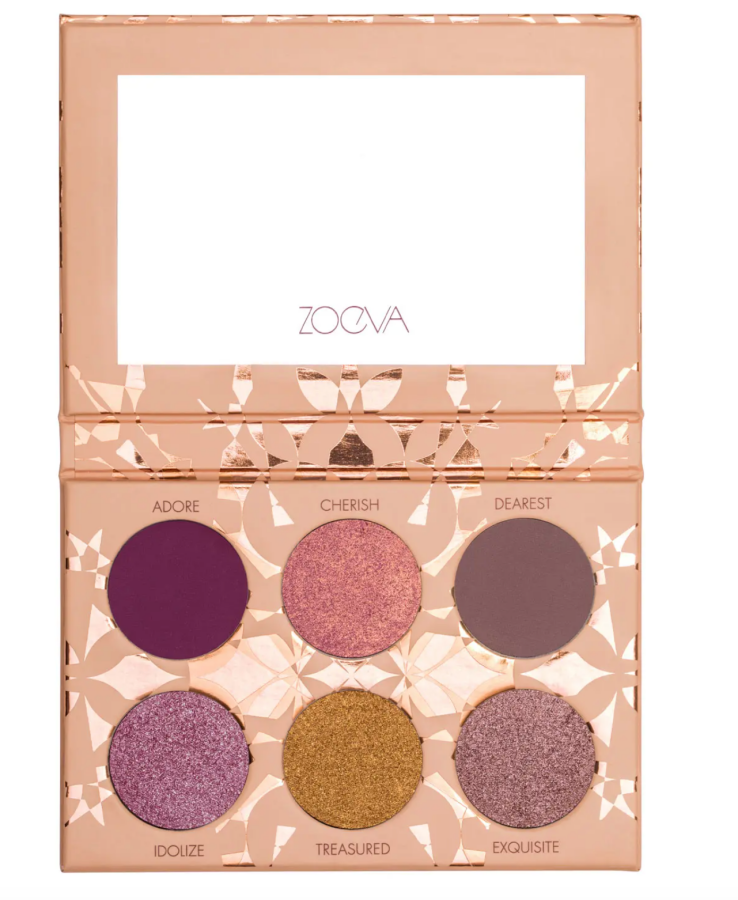 Zoeva Eye palette