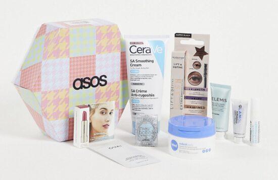 ASOS Beauty Box June 2021