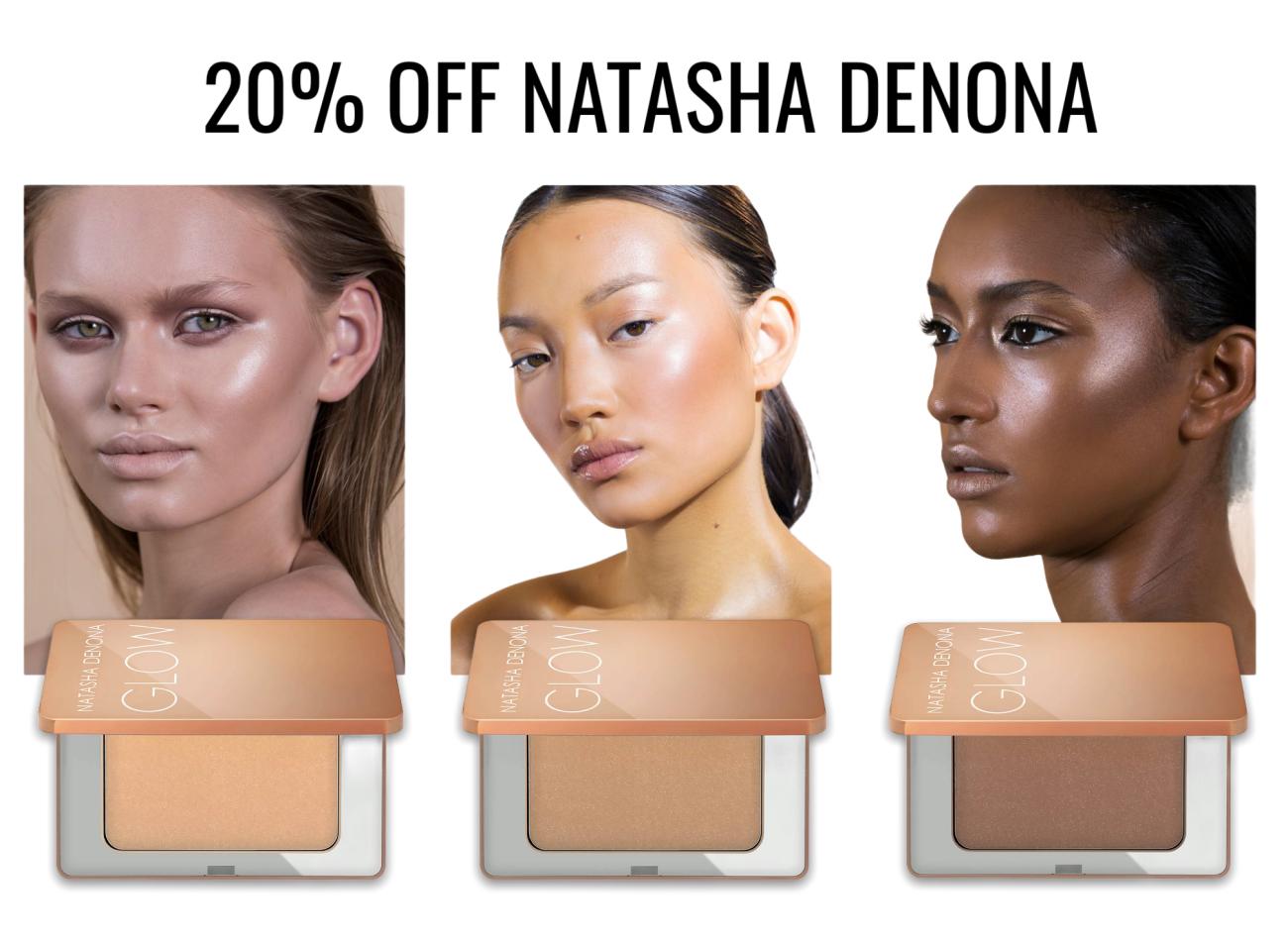 20% Off Natasha Denona