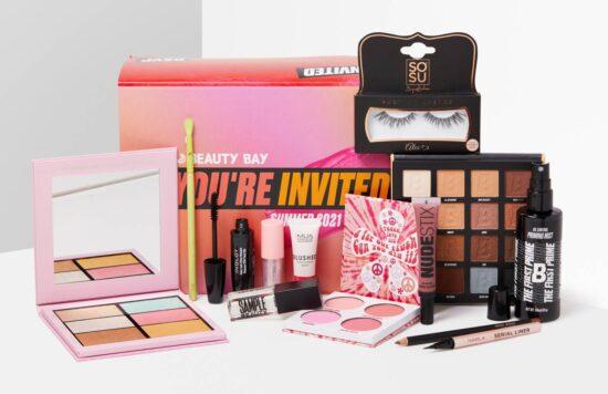 Beauty Bay The Guestlist Beauty Box