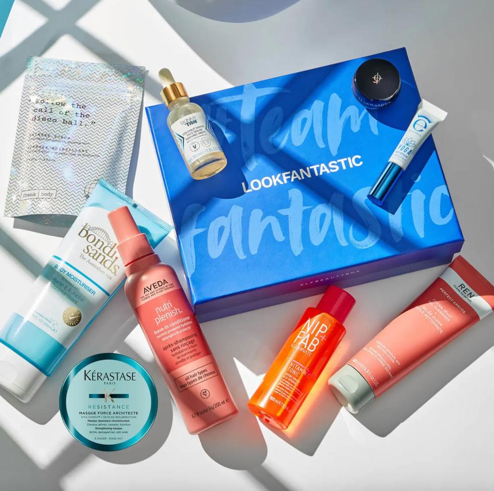 LF beauty box summer essentials
